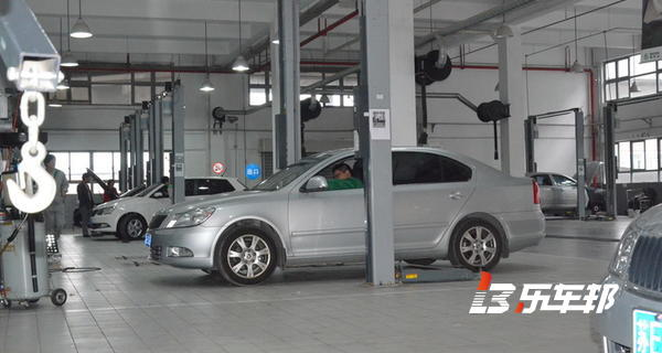 苏州东昌思达斯柯达4S店