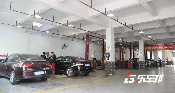 东莞塘厦车友4S店