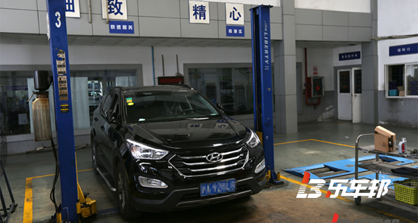 上海百联汽车4S店