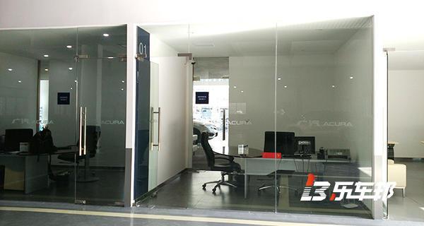 上海中隆讴歌4S店