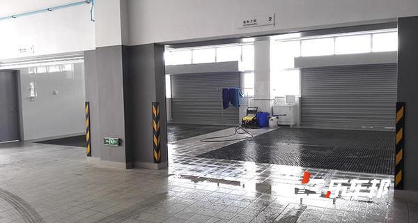 上海永达北沃沃尔沃4S店