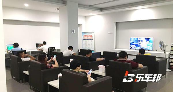 武汉鼎冠力帆汽车4s店