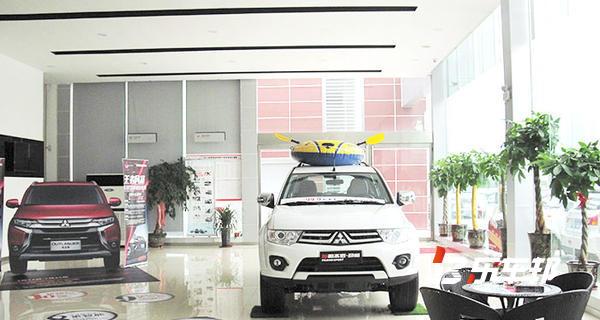 河南鑫盛菱广汽三菱4S店