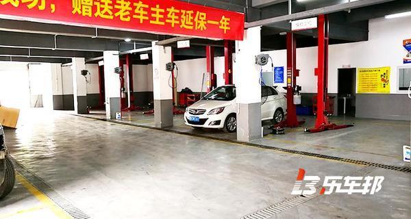 深圳鹏昌北汽威旺龙岗4S店