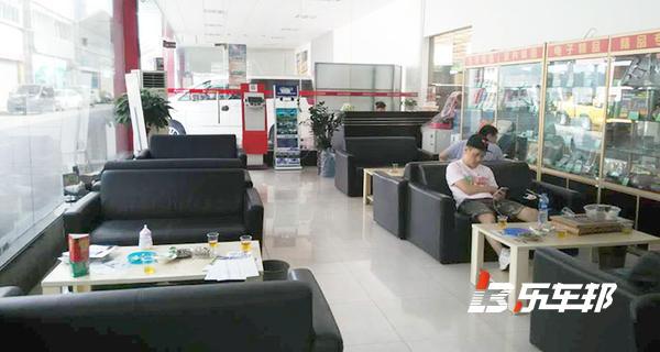 广州龙骑郑州日产4S店