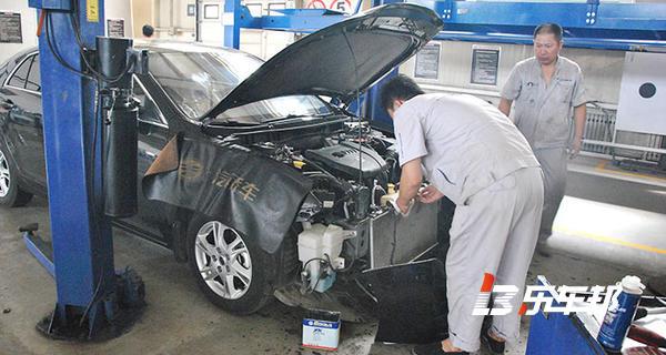 沈阳惠华奔腾4S店