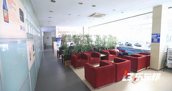 兴和传祺4S店