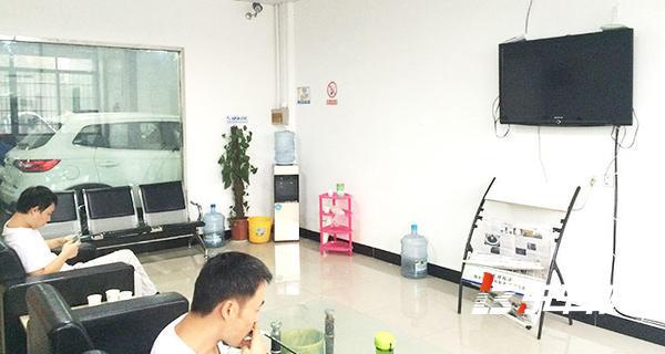 杭州众天传祺4S店