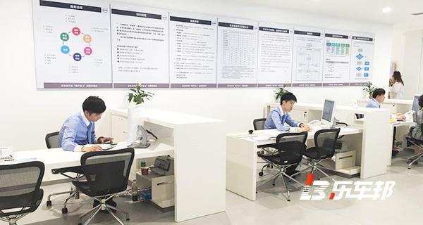 上海交运起豪沃尔沃4S店