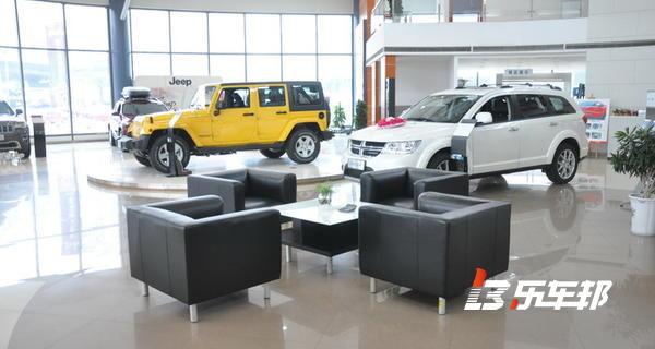 苏州天驰新宇凯马Jeep4S店