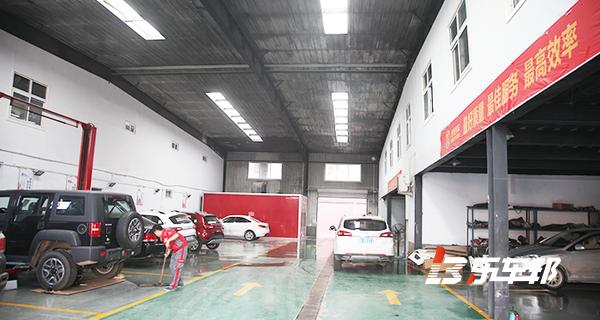 河南大广北京汽车4S店