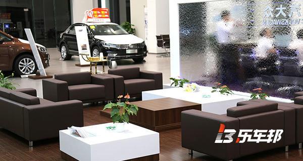 广州众耀上汽大众4S店