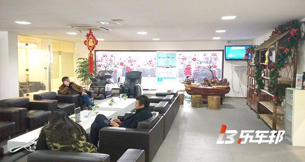上海慕森一汽大众4S店