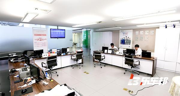 上海申银4S店-技术中心站
