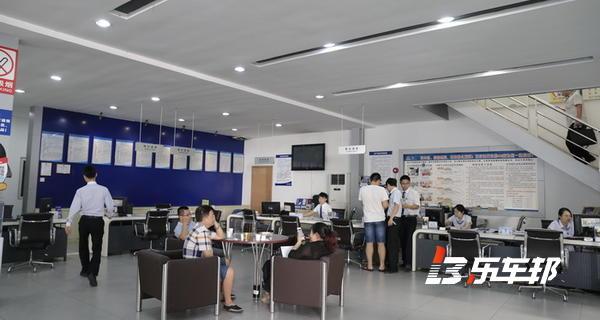 东莞永怡4S店