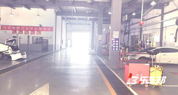江苏金江起亚4S店