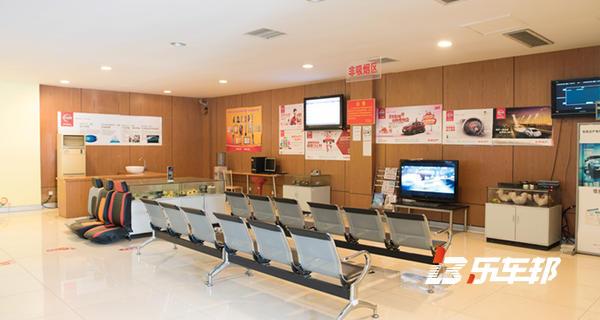 南京汉虹日产4S店