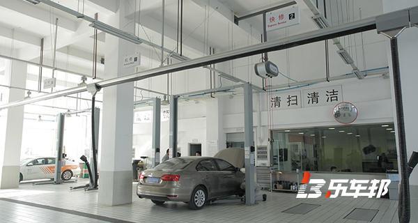 成都金信恒昌别克4S店