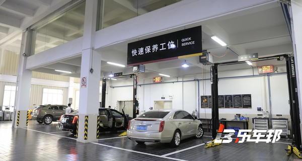 佛山桂城时利和凯迪拉克4S店