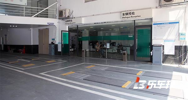 广州冠晔上海大众4S店