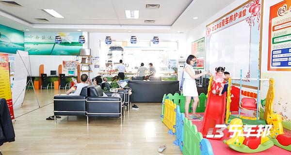 佛山龙江丰田4S店