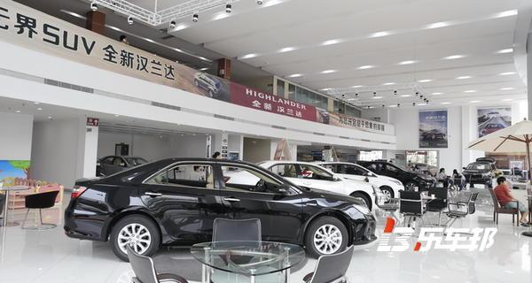东莞永佳中通4S店