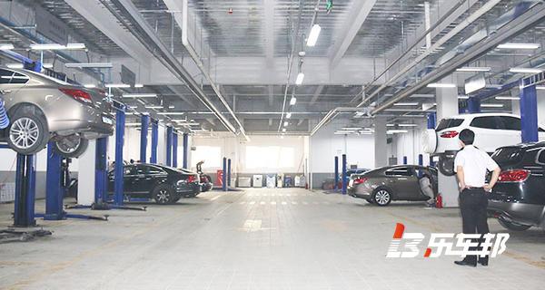 北京美通新港别克4S店