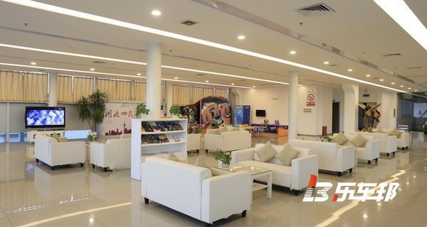 佛山桂城时利和雪佛兰4S店