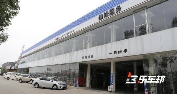 佛山南海狮山丰田4S店