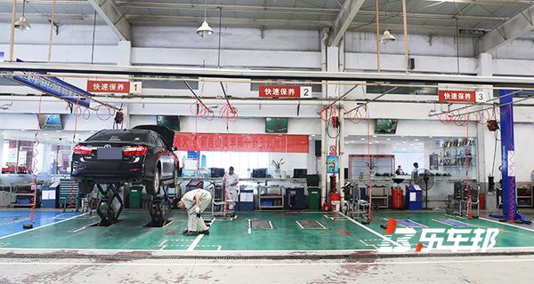 武汉汇佳丰田4S店