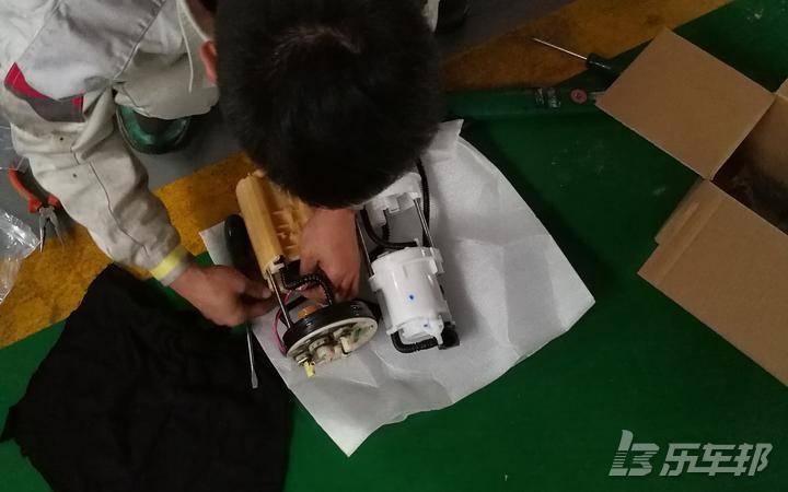 锋范4S店保养
