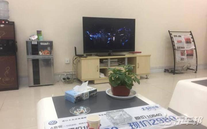 蔚揽4S店保养