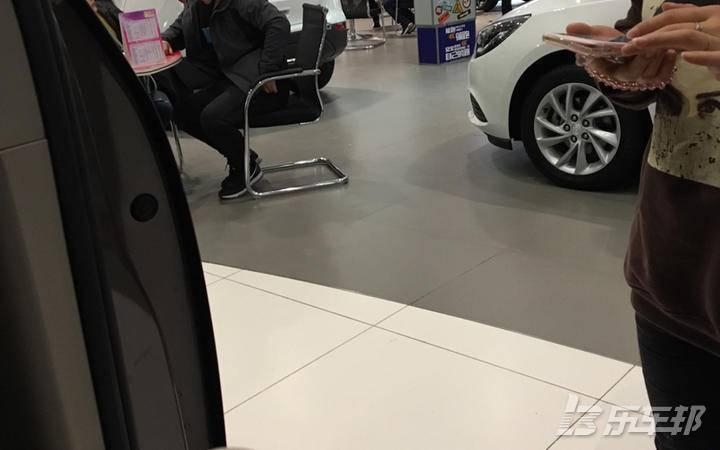 昂科威4S店保养