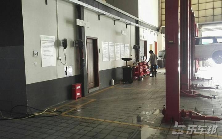 瑞虎54S店保养