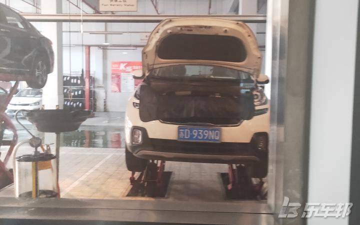 KX34S店保养