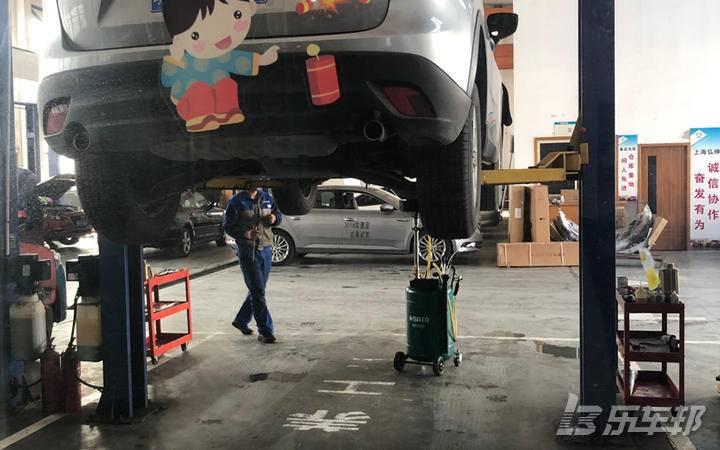 CX-54S店保养