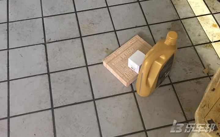科雷傲(国产)4S店保养