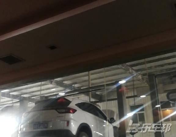 本田XR-V4S店保养