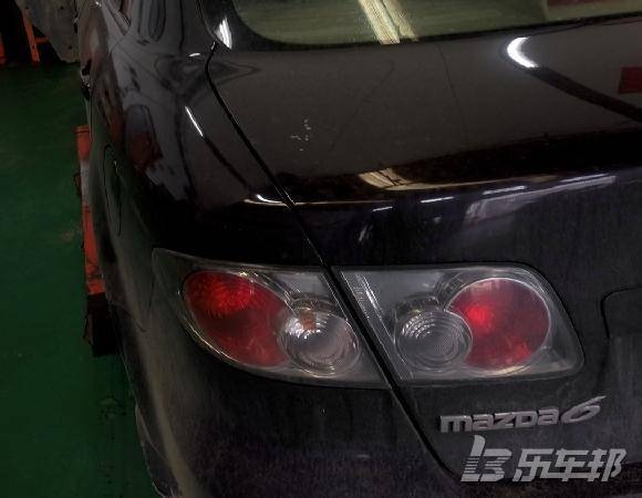 马自达64S店保养