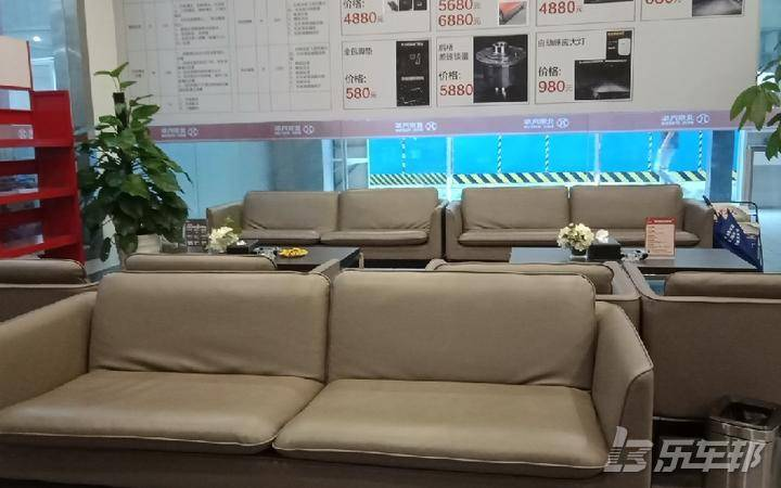 绅宝X354S店保养