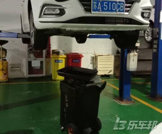 荣威i54S店保养