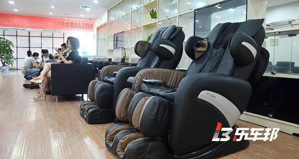 福州中升福新东风日产4S店