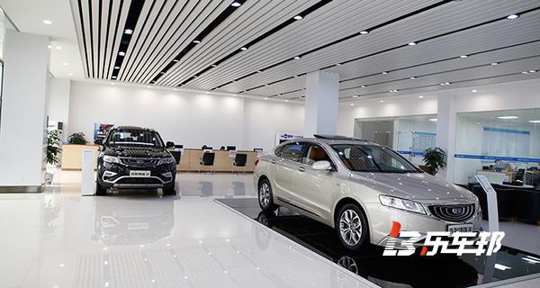 南宁融泽吉利4S店